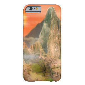 Machu picchu barely there iPhone 6 case