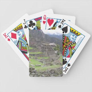 Machu Picchu Deck Of Cards