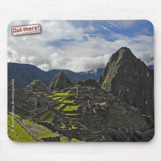 Machu Picchu Mouse Pad