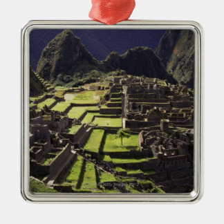 Machu Picchu, Peru Christmas Ornament