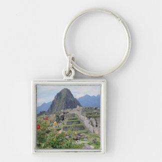 Machu Picchu, Peru Key Ring