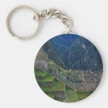 Machu Picchu, Peru Keychains