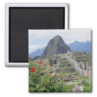 Machu Picchu, Peru Magnet
