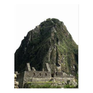 Machu Picchu, Peru Post Card