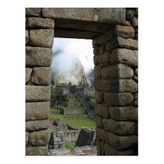 Machu Picchu, Peru Post Cards