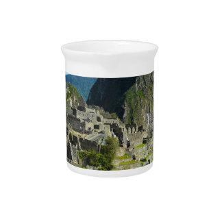 Machu-Picchu Pitchers