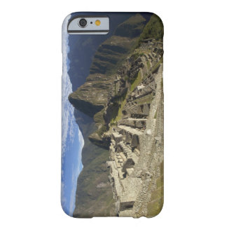 Machu Picchu, UNESCO World Heritage Site, Aguas Barely There iPhone 6 Case