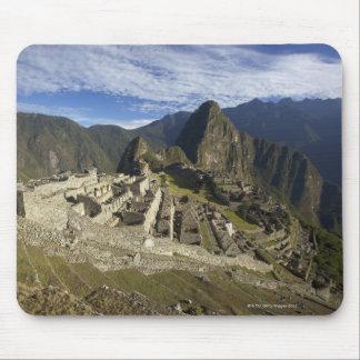 Machu Picchu, UNESCO World Heritage Site, Aguas Mouse Pad