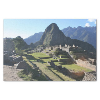 Machu Picchu Wrapping Paper