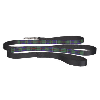 Macinnes clan Plaid Scottish tartan Dog Leash