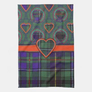 Macinnes Scottish tartan Kitchen Towel
