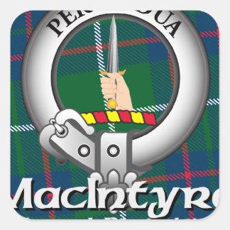 MacIntyre Clan Stickers