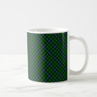 MacIntyre Clan Tartan Scottish Designed Print Coffee Mug