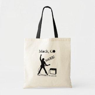 Mack CO Tote Bags