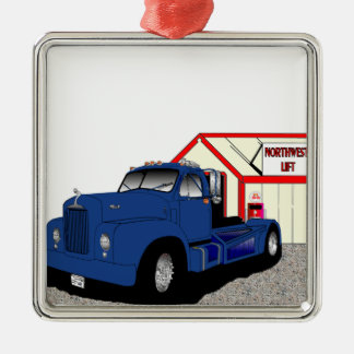 Mack Daddy Christmas Ornament