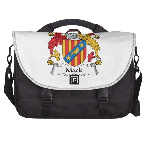 Mack Family Crest Bags For Laptop