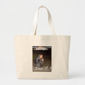 $mack Mon€y Tote Bags