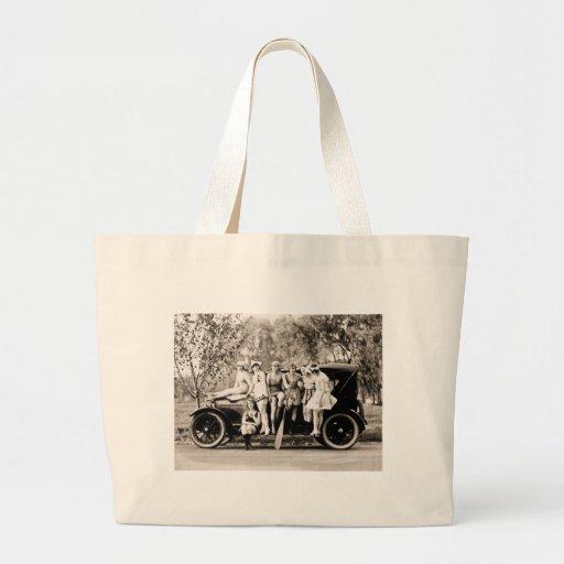 Mack Sennett Girls Bathing Beauty Queens Vintage Bags