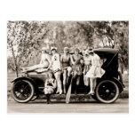 Mack Sennett Girls Bathing Beauty Queens Vintage Post Cards