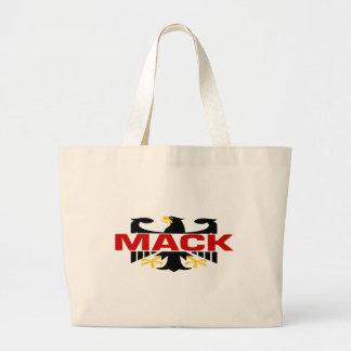 Mack Surname Canvas Bag