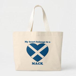 Mack Tote Bags