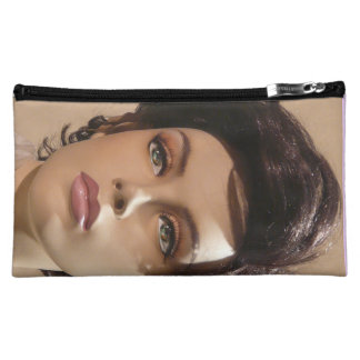 "Mack-up bag ""Mannequin"" Cosmetic Bag"