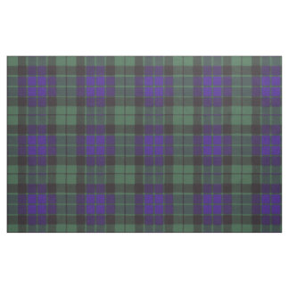 Mackay clan Plaid Scottish tartan Fabric