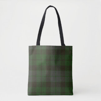 MacKay Clan Tartan Tote Bag