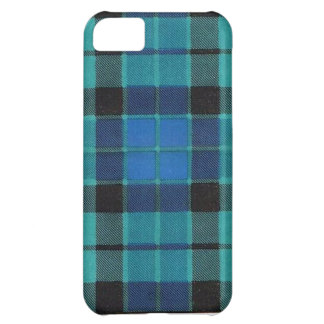 MACKAY FAMILY TARTAN (SCOTTISH HERALDRY) iPhone 5C CASE
