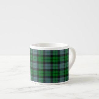 MacKay / McCoy Tartan Espresso Cup