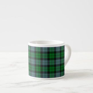 MacKay / McCoy Tartan Espresso Cup Espresso Mug