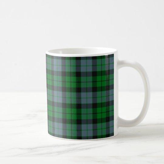 MacKay / McCoy Tartan Mug