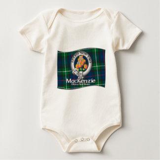 Mackenzie Clan Baby Bodysuit