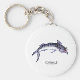 Mackerel fish, tony fernandes keychains