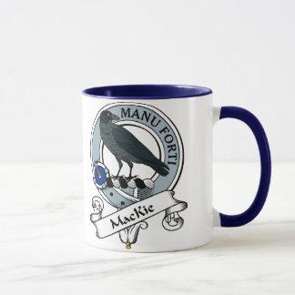 MacKie Clan Badge Mug