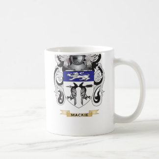 MacKie Coat of Arms (Family Crest) Coffee Mug