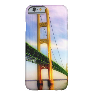 Mackinac Bridge Barely There iPhone 6 Case