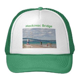 Mackinac Bridge Trucker Hat