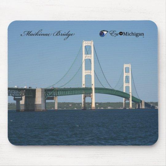 Mackinac Bridge Mouse Pad