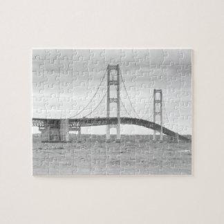 Mackinac Bridge Puzzle