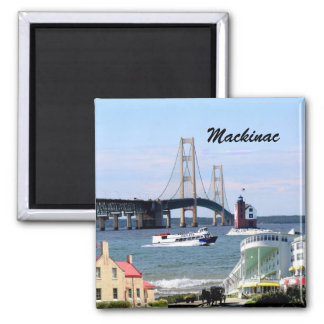 Mackinac City Magnet