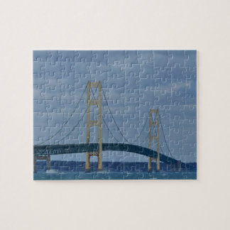 Mackinac Island Bridge Jigsaw Puzzle