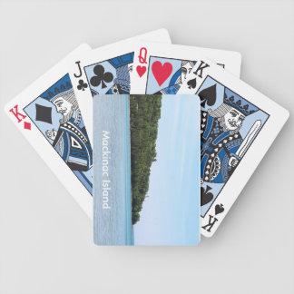 Mackinac Island Playing Cards