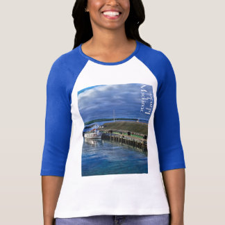 Mackinac Islander on the Docks T-Shirt