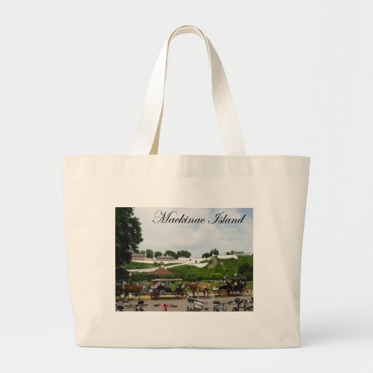 Mackinac Large Tote Bag
