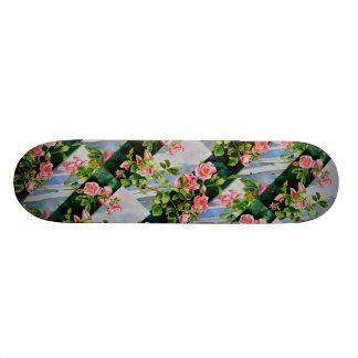 Mackinac Rose 20 Cm Skateboard Deck