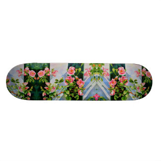 Mackinac Rose 21.6 Cm Skateboard Deck