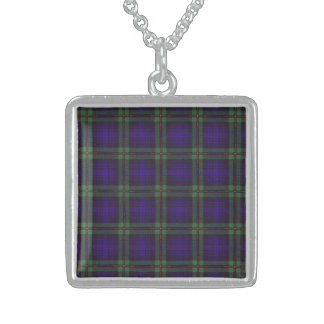 Mackinlay clan Plaid Scottish tartan Necklaces