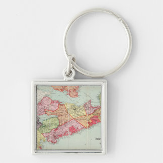 Mackinlay's map of the Province of Nova Scotia Key Ring