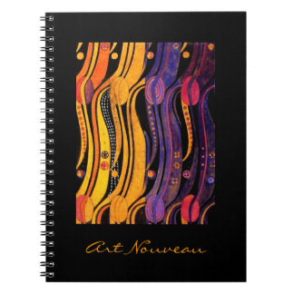 Mackintosh: Tulips Design Spiral Notebook
